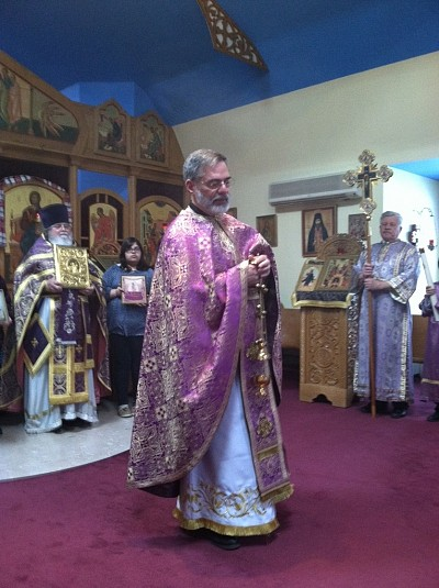 Fr. Gregory White